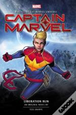 Captain Marvel: Liberation Run