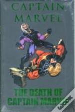 Captain Marvel The Death Of Captain Marv