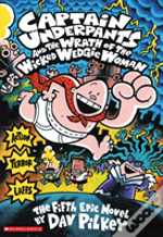 Captain Underpants And The Wrath Of The Wicked Wedgie Woman Colour