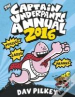 Captain Underpants Annual 2016