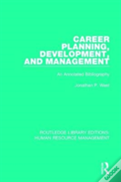 Wook.pt - Career Planning Development And M