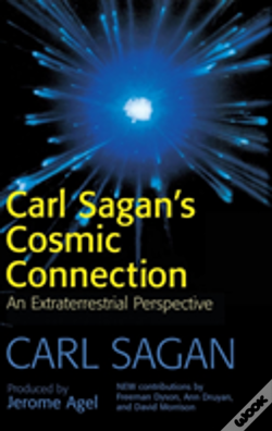 Wook.pt - Carl Sagan'S Cosmic Connection