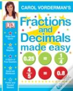 Carol Vorderman'S Fractions And Decimals Made Easy