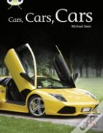 Cars Cars Cars Turquoise 1