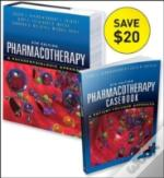 Casebook Of Pharmacotherapy & Pharmacotherapy: A Pathophysiologic Approach Value Pack