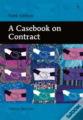Casebook On Contract