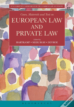 Wook.pt - Cases, Materials And Text On European Law And Private Law