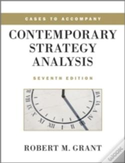 Wook.pt - Cases To Accompany Contemporary Strategy Analysis