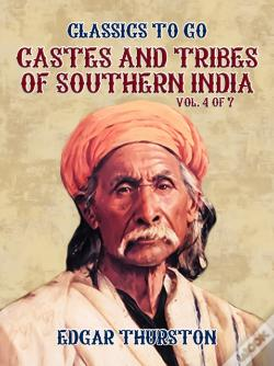 Wook.pt - Castes And Tribes Of Southern India. Vol. 4 Of 7