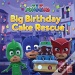Catboy'S Big Birthday Cake Rescue