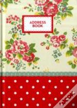 Cath Kidston Large Address Book