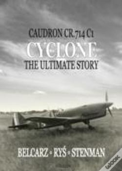 Wook.pt - Caudron Cr.714 C1 Cyclone