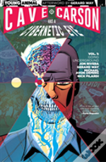 Cave Carson Has A Cybernetic Eye Vol 1 G