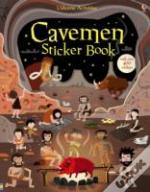 Cavemen Sticker Book