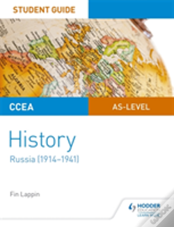 Wook.pt - Ccea As Level History Student Guide: Russia (1914-1941)