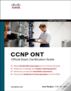 Wook.pt - Ccnp Ont Official Exam Certification Guide