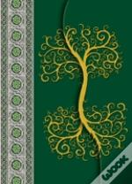 Celtic Tree Desk Notebook