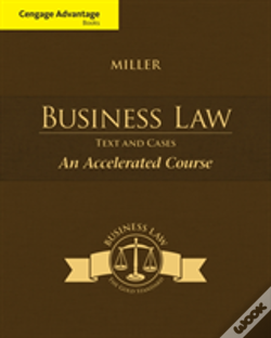 Wook.pt - Cengage Advantage Books: Business Law