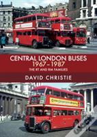 Central London Buses 1967-1987