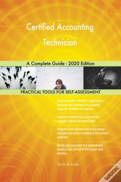 Wook.pt - Certified Accounting Technician A Complete Guide - 2020 Edition