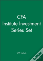 Cfa Institute Investment Series Set