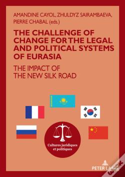 Wook.pt - Challenge Of Change For The Legal And Political Systems Of Eurasia