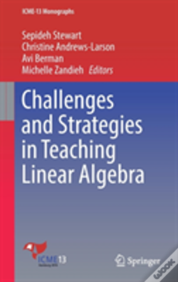 Wook.pt - Challenges In Teaching Linear Algebra
