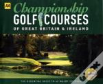 Championship Golf Courses/Gt Brit & Ire