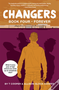 Wook.pt - Changers Book Four: Forever