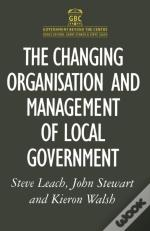 Changing Organisation And Management Of Local Government
