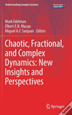 Wook.pt - Chaotic, Fractional, And Complex Dynamics: New Insights And Perspectives