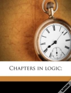 Wook.pt - Chapters In Logic;
