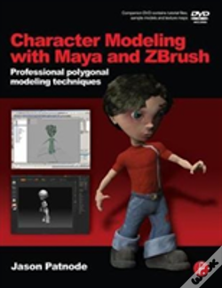 Wook.pt - Character Modeling With Maya And Zbrush
