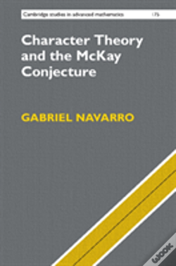 Wook.pt - Character Theory And The Mckay Conjecture