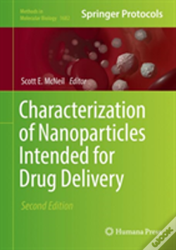 Wook.pt - Characterization Of Nanoparticles Intended For Drug Delivery