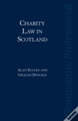 Wook.pt - Charity Law In Scotland