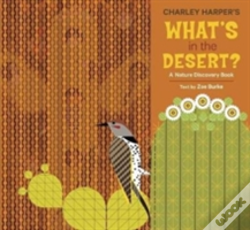 Wook.pt - Charley Harper'S What'S In The Desert