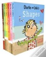 Charlie & Lola 6 Board Book Shrinkwrap