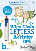 Charlie & Lola A Letters Wipe Clean Acti