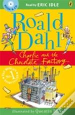 Charlie & The Chocolate Factory Bk & Cd