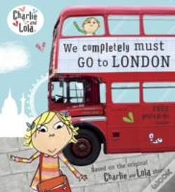 Wook.pt - Charlie And Lola: We Completely Must Go To London