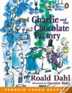 Wook.pt - Charlie and the Chocolate Factory