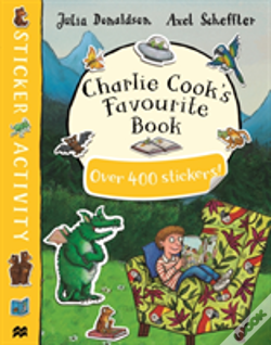 Wook.pt - Charlie Cook Sticker Book Pb