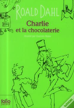 Wook.pt - Charlie Et La Chocolaterie - Edition Collector