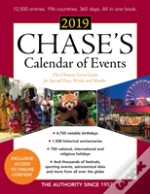 Chase'S Calendar Of Events 2019