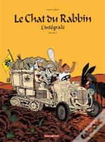 Chat Du Rabbin (Integrale) T.2 Le Chat Du Rabbin - Integrale 2 (T4 Et T.5)