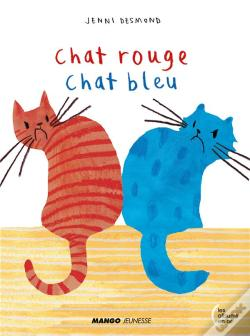 Wook.pt - Chat Rouge, Chat Bleu
