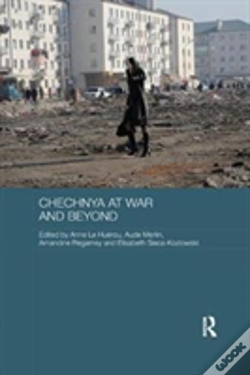 Wook.pt - Chechnya At War And Beyond