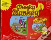 Cheeky Monkey 1 Pupils Book
