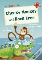 Cheeky Monkey And Rock Croc